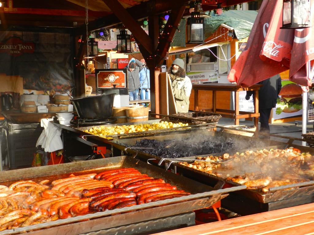 Hongrie - marché - Les Gourmondises - voyage