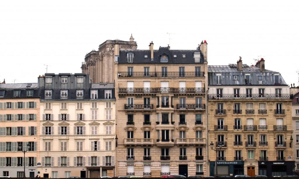 se loger - paris - Les Gourmondises - voyage