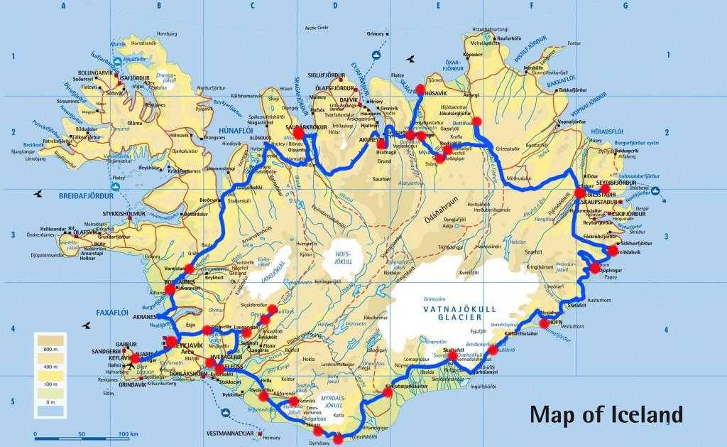 Itineraire-carte les gourmondises