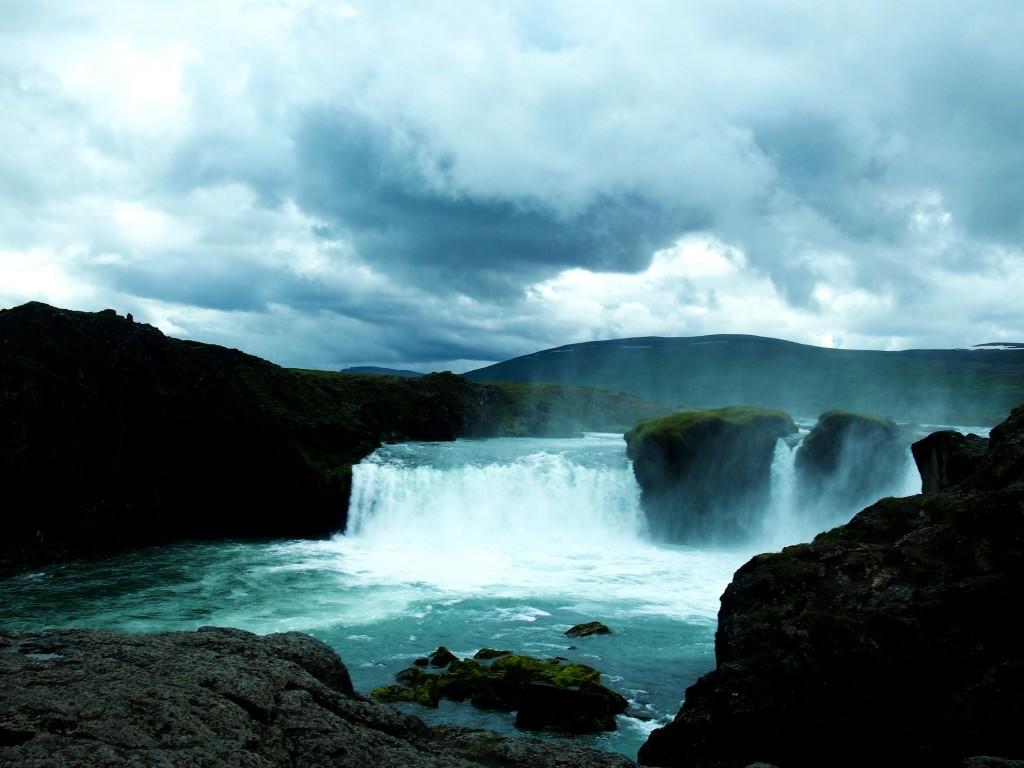 Godafoss Islande - Les Gourmondises