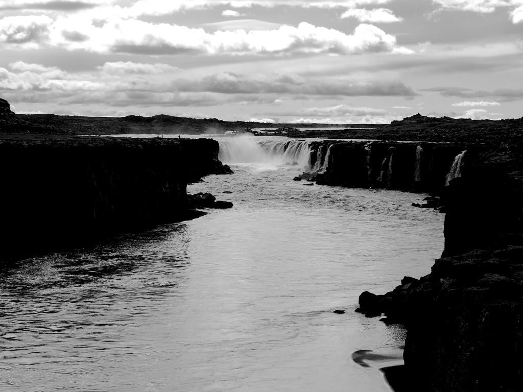 Dettifoss Islande - Les Gourmondises