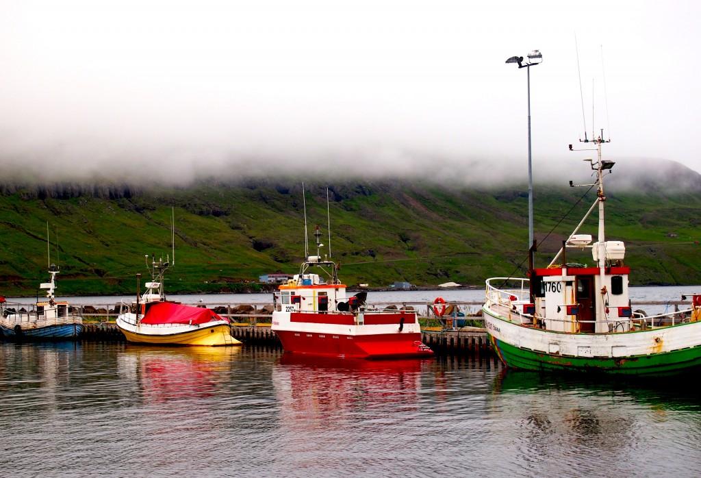 Seyðisfjörður Islande - Les Gourmondises