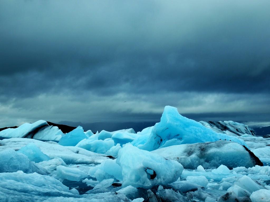 Jökulsárlón Islande - Les Gourmondises