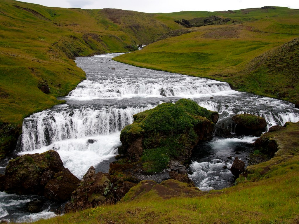 Skógar Islande - Les Gourmondises
