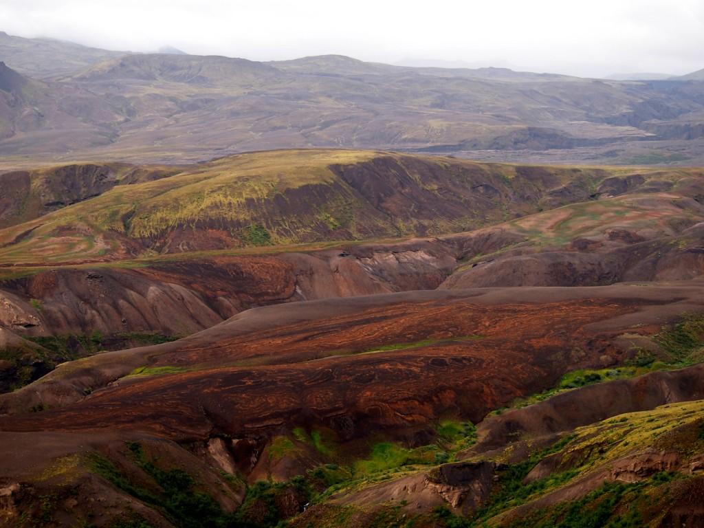 Þórsmörk Islande - Les Gourmondises