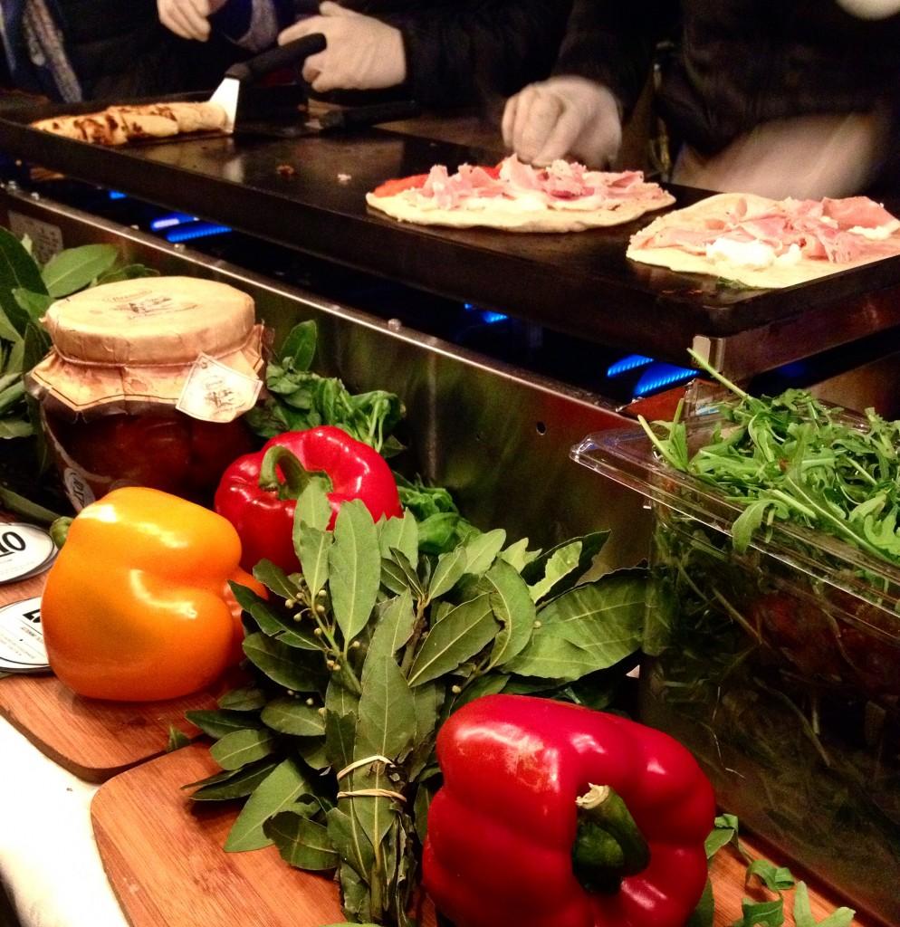 Piadine Food Market - Les Gourmondises