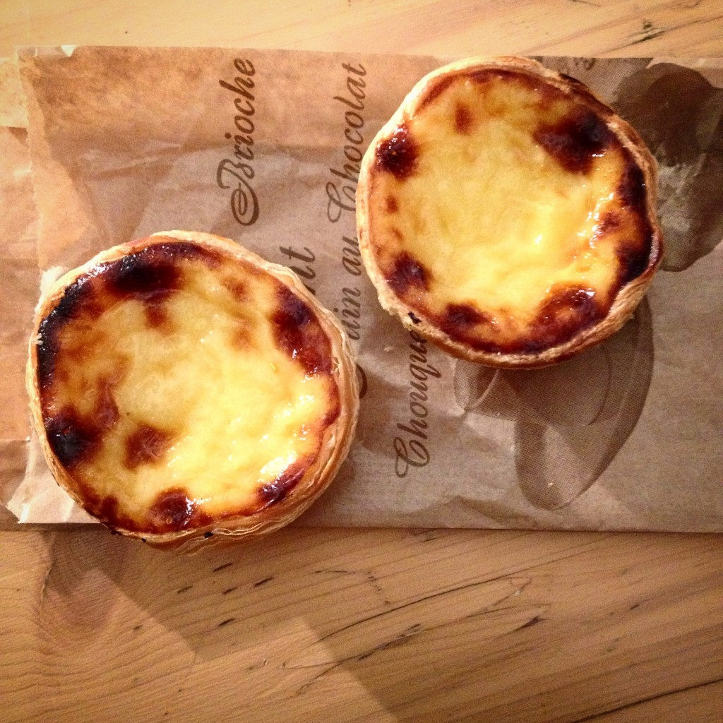 Pastel de Nata Food Market- Les Gourmondises
