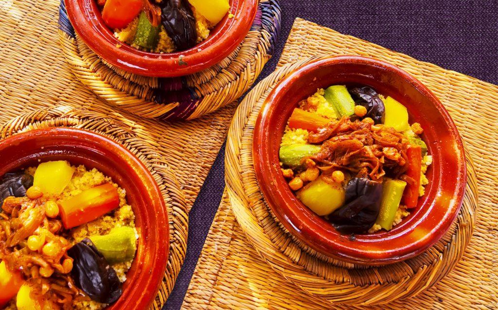 couscous - les gourmondises - 12 plats traditionnels