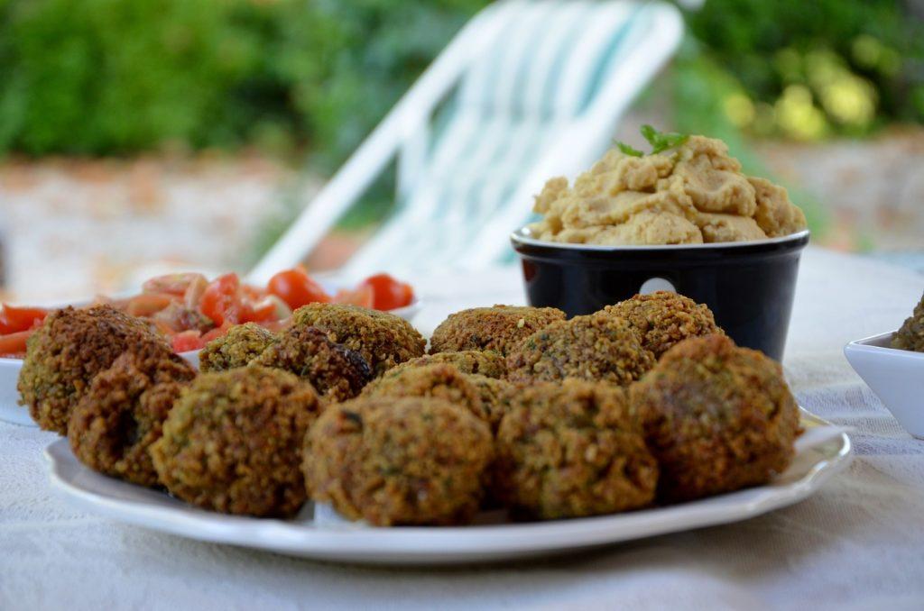 falafel - les gourmondises - 12 plats traditionnels