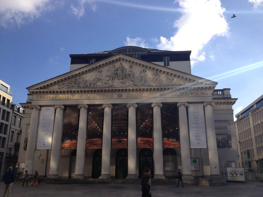Bruxelles Opéra Les Gourmondises
