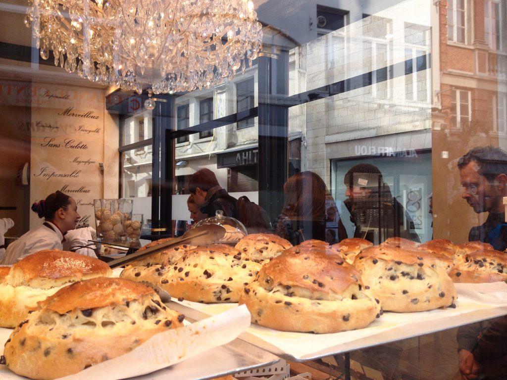 Bruxelles brioche Les Gourmondises