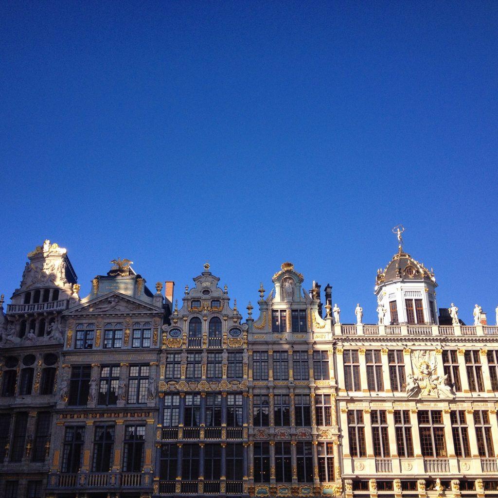 Bruxelles Grand Place Gourmondises