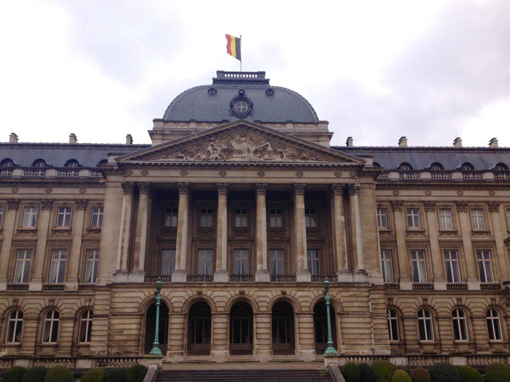Bruxelles Palais Royal Les Gourmondises