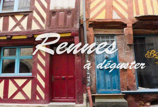 Rennes à déguster - les Gourmandes