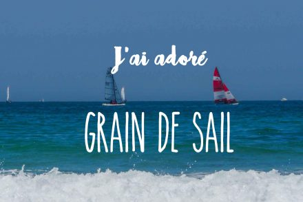 grain de sail - couverture