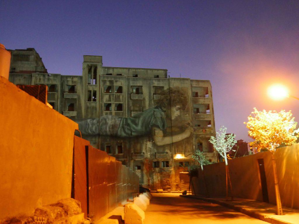 Les Gourmondises - street art - Liban Beyrouth
