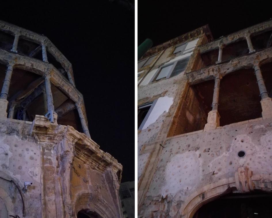 Beit Beirut - Beyrouth Liban - Les Gourmondises