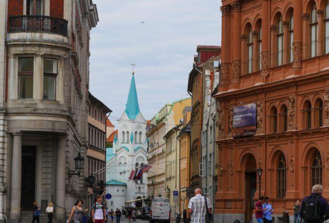 Riga - Lettonie - Les Gourmondises