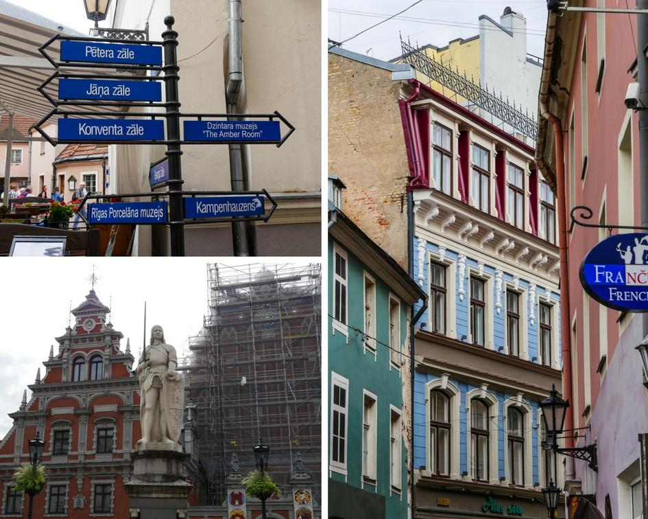 Riga - Montage - Les Gourmondises
