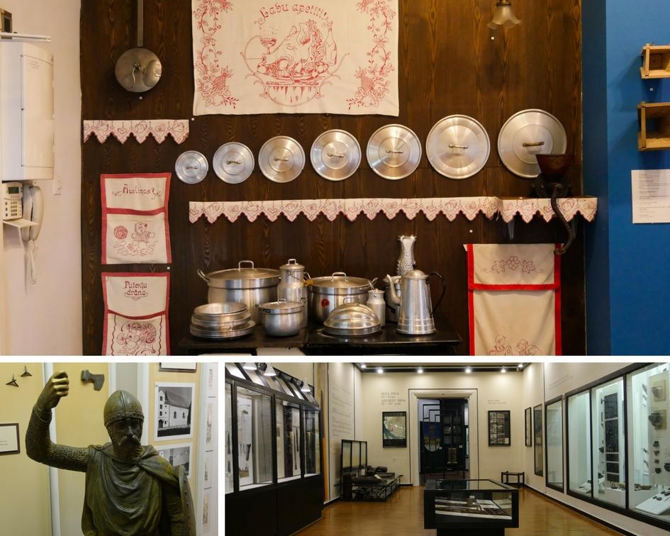 Riga - musée de la ville - Les Gourmondises
