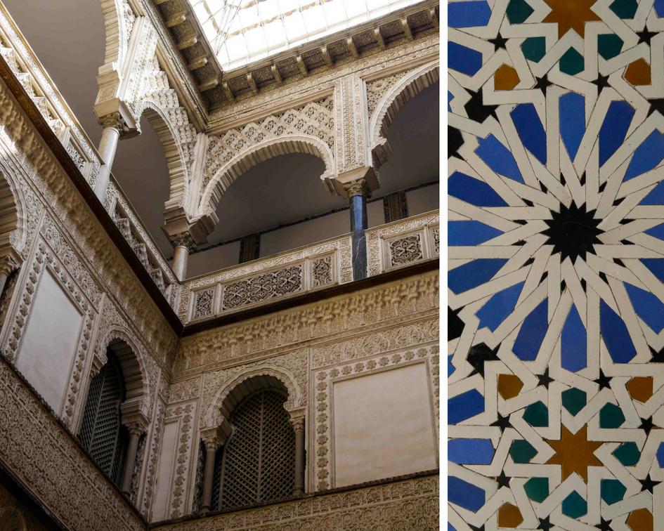 Les Gourmondises - Séville - Alcazar