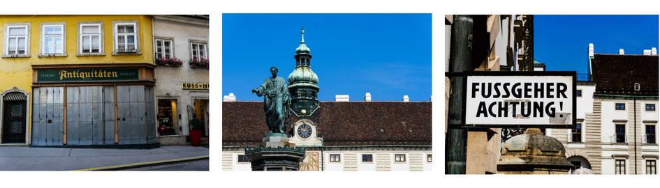 Autriche - Les Gourmondises - Vienne