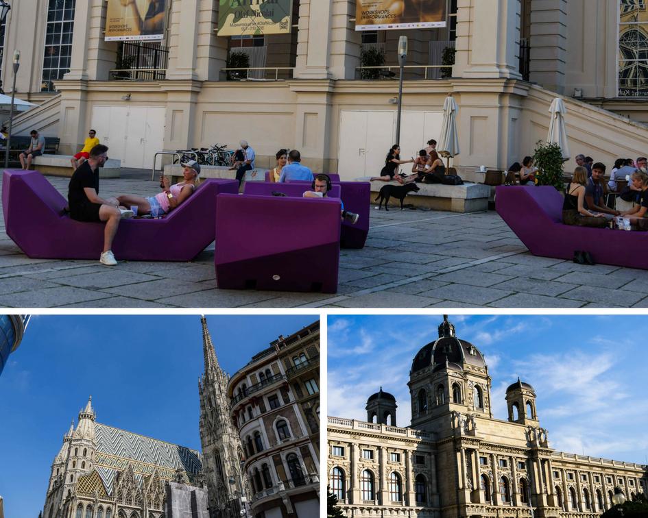 Vienne à vélo - Les Gourmondises
